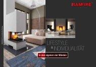 RAMFIRE KAMINE Katalog