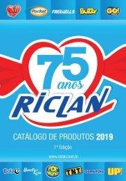 Catálogo de Produtos Riclan 2019