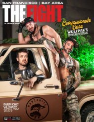 THE FIGHT SF / BAY AREA MONTHLY LGBTQ MAGAZINE APRIL 2019