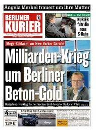 Berliner Kurier 11.04.2019