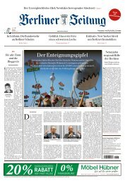 Berliner Zeitung 11.04.2019