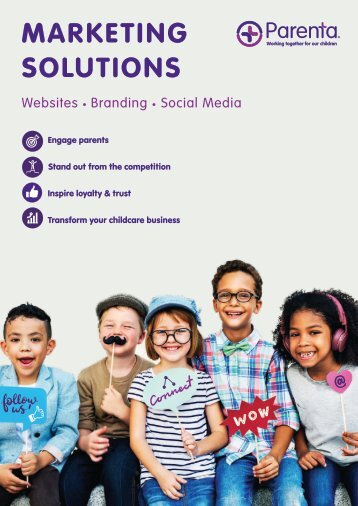 Marketing Solutions Brochure