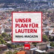 SPD Kaiserslautern Wahl-Magazin 2019