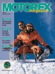 MOTOREX Magazine 2002 67 FR