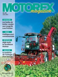 MOTOREX Magazine 2003 69 FR