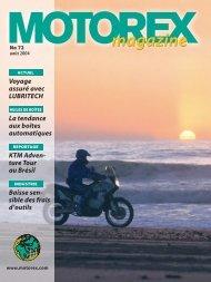 MOTOREX Magazine 2004 72 FR
