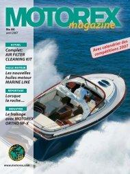 MOTOREX Magazine 2007 80 FR