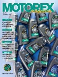 MOTOREX Magazine 2005 76 FR