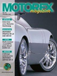 MOTOREX Magazine 2004 73 FR