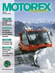 MOTOREX Magazine 2008 85 FR