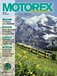 MOTOREX Magazine 2008 84 FR