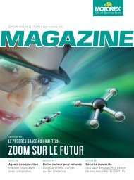 MOTOREX Magazine 2014 102 FR