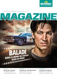 MOTOREX Magazine 2014 103 FR