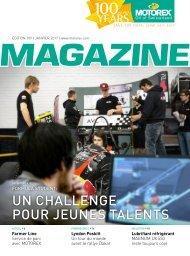 MOTOREX Magazine 2017 109 FR
