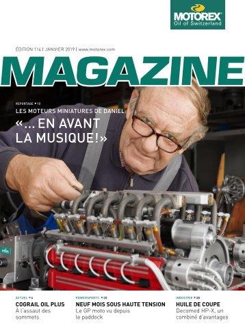 MOTOREX Magazine 2019 114 FR