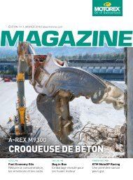 MOTOREX Magazine 2018 111 FR