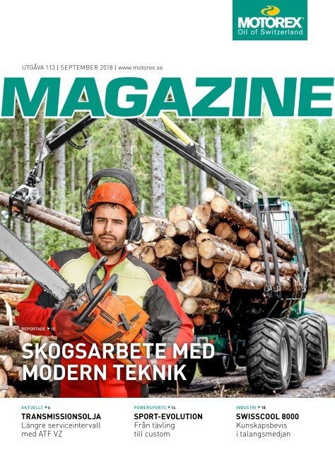 MOTOREX Magazine 2018 113 SE