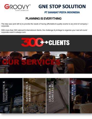 Corporate Event Management Jakarta
