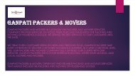 Packers n movers Lucknow
