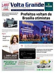 Jornal Volta Grande | Edição 1161 Forq/Veneza
