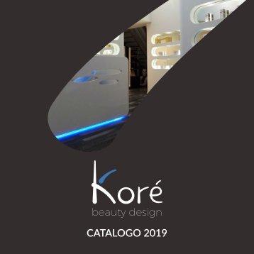 KORE' CATALOGO 2019