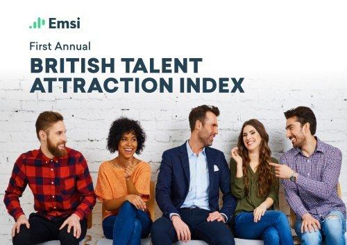 British Talent Attraction Index