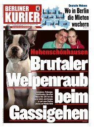 Berliner Kurier 12.04.2019
