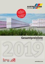 Austrotherm preiseliste 2019