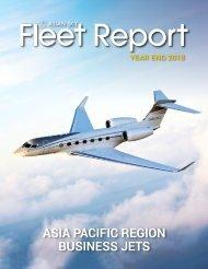 Asia Pacific Business Jet Fleet Report - 2018 EN