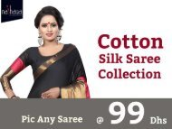 cotton silk sarees_
