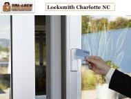 Best Locksmith in Charlotte NC