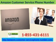 Learn about Amazon prime, call Amazon Customer Service Phone Number 1-855-431-6111