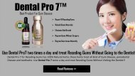 Dental Pro 7 For Loose Teeth