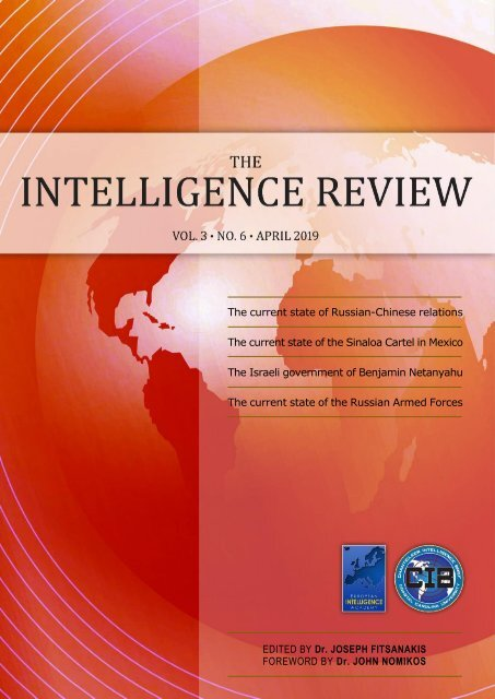 The Intelligence Review | volume 3 | issue 6 |