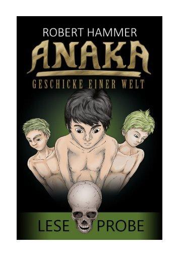 Anaka - Geschicke einer Welt