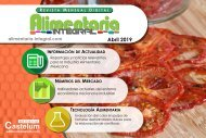 ALIMENTARIA INTEGRAL ABRIL 2019