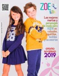 Zoe - Kids Otoño Invierno 19