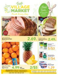 VillageMarketAdApril14
