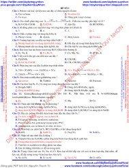 7 đề lý thuyết hóa học bám sát sgk chuẩn có lời giải chi tiết
