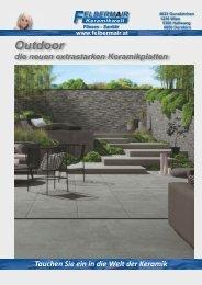 Terrassenplattenkatalog 2019 Felbermair Edition