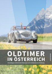 Oldtimer in Österreich Report Kurzfassung 2017