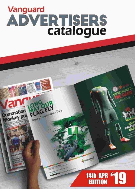 advert catalogue 14 April 2019