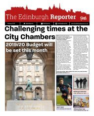 The Edinburgh Reporter February 2019 issue
