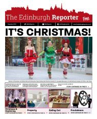 The Edinburgh Reporter December 2018 issue