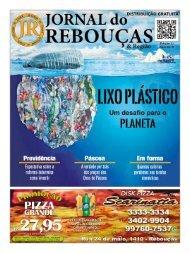 Jornal do Rebouças - Edição 51 - Abril/2019