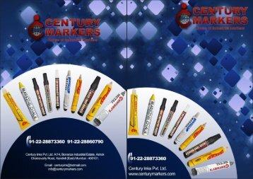 Markers - Catalogue