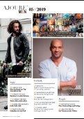 AJOURE´ Men Magazin Mai 2019 - Seite 4