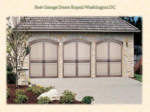 Best Garage Doors Repair Washington Dc, Washington Dc Garage Door Repair