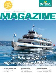 MOTOREX Magazine 2012 95 SE