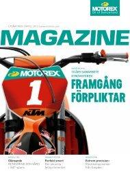 MOTOREX Magazine 2013 98 SE